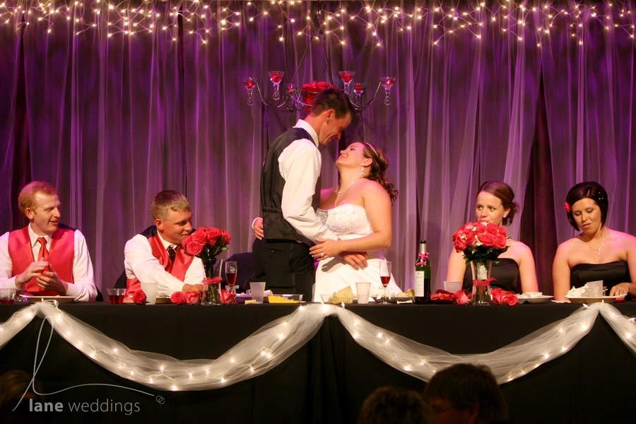 Tammy and mark wedding