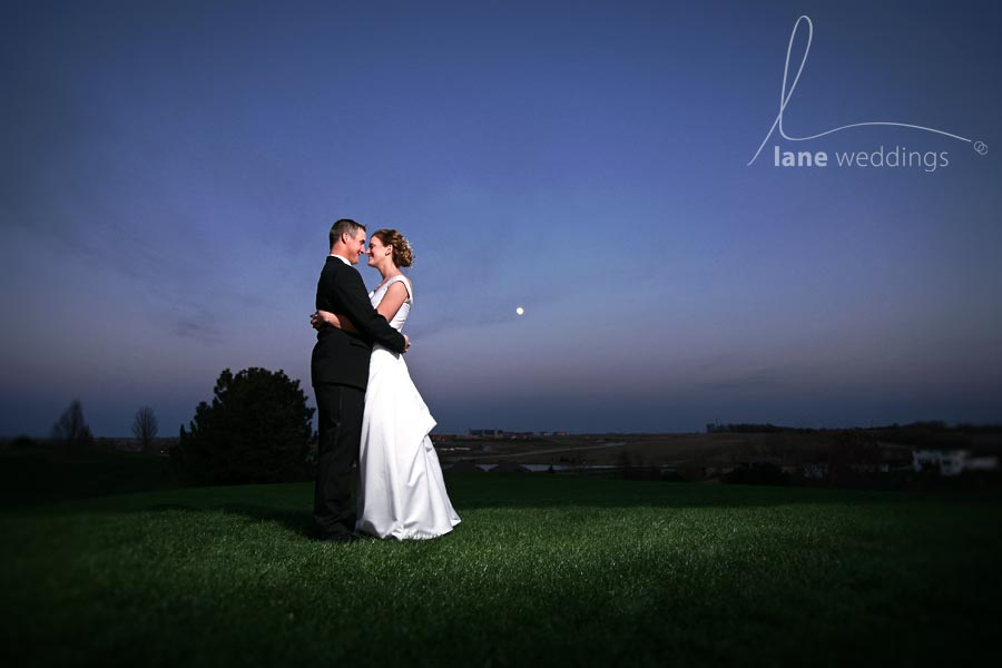 Valley, Nebraska wedding