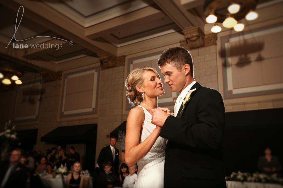 Lincoln, Nebraska wedding by Lane Weddings