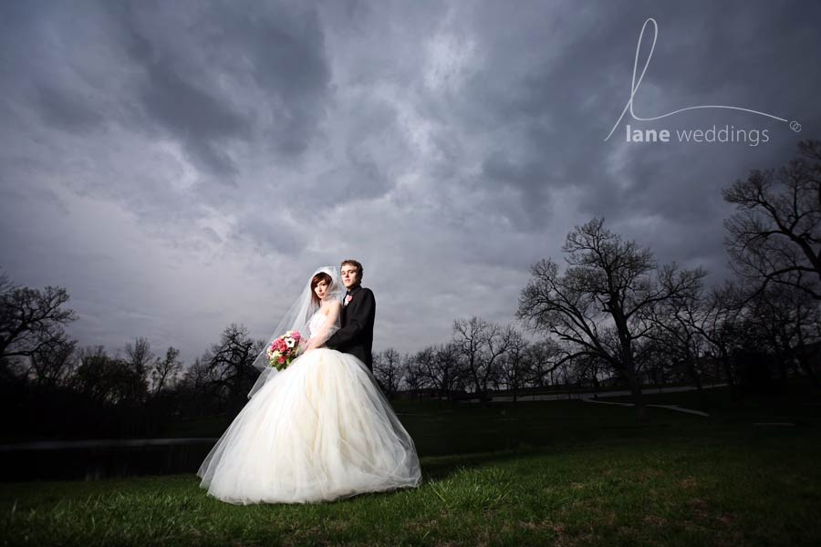 Omaha Wedding by Lane Weddings