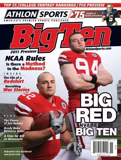 Athlon Huskers photo by Lane Hickenbottom