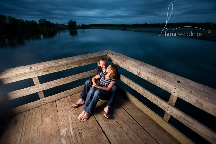 Mohoney State Park engagement session