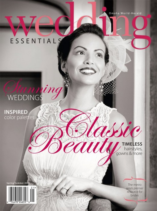Wedding Essentials cover shot by Lane Weddings