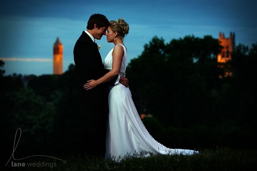 Memorial Park wedding by Lane Weddings