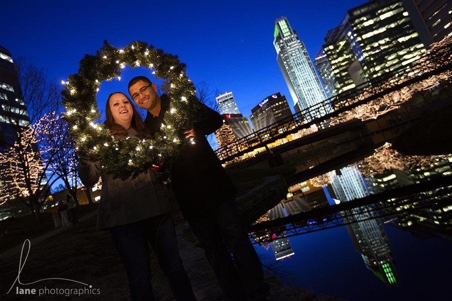 Lane Photographics Christmas Card shoot