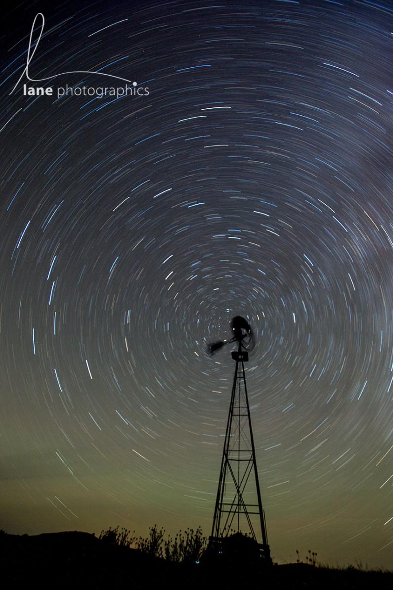 Callaway, Nebraska windmill stars