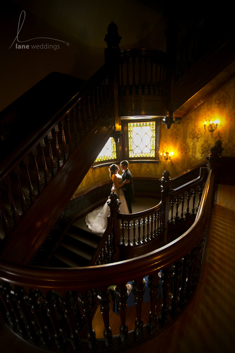 Joslyn Castle Wedding